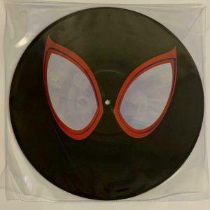 Spider-man- Into The Spider-verse LP