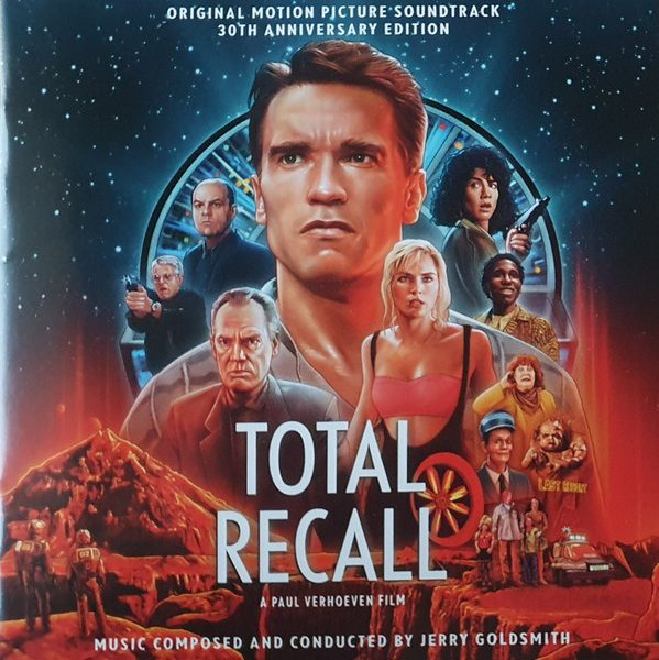 Total Recall (Original Motion Picture Soundtrack 30th Anniversary Edition)