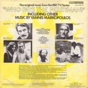 """The Original Music From The BBC TV Series """"Who Pays The Ferryman?"""" back"""