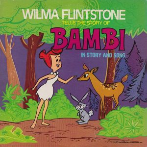 Wilma Flintstone Tells The Story Of Bambi In Story And Song