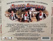 ¡Three Amigos! (Original Motion Picture Soundtrack) back
