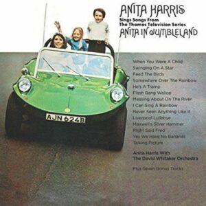 Anita Harris Sings Songs From The Thames Television Series Anita In Jumbleland
