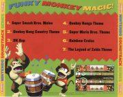 Donkey Konga- The Hottest Hits back