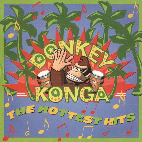 Donkey Konga (The Hottest Hits)