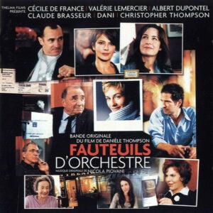 Musique Originale Du Film De Danièle Thompson Fauteuils D'orchestre