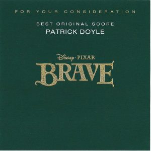 Brave (For Your Consideration: Best Original Score)