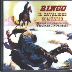 Ringo Il Cavaliere Solitario / Una Colt In Pugno Al Diavolo / L'Ultimo Mercenario (Original Soundtracks)
