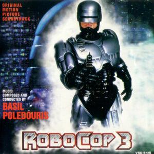 Robocop 3 (Original Motion Picture Soundtrack)