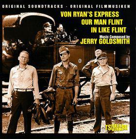 Von Ryan's Express / Our Man Flint / In Like Flint (Original Soundtracks)