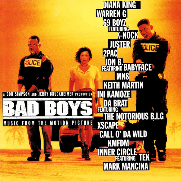 Bad Boys (Music From The Motion Picture)