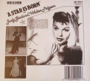 Judy Garland – A Star Is Born back