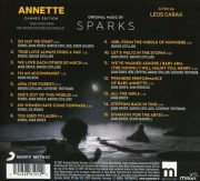 Annette (Cannes Edition - Selections From The Motion Picture Soundtrack)back