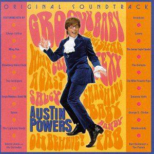 Austin Powers - International Man Of Mystery (Original Soundtrack)
