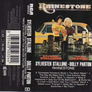 Rhinestone - Original Soundtrack Recording From The Twentieth Century Fox Motion Picture