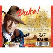 Duke! - The Films of John Wayne back