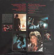 The Terminator Original Soundtrack back