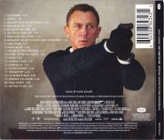 No Time To Die (Original Motion Picture Soundtrack) back